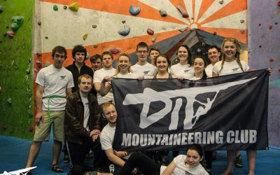 Charity Bouldering Comp: Mountain Rescue Ireland