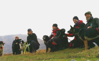 Training on Beara Peninsula