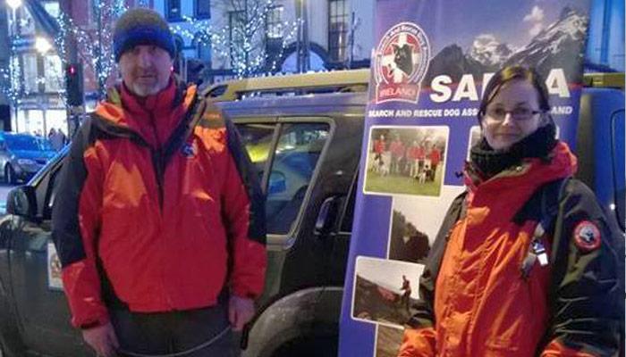 SARDA fundraising collection Cork